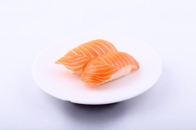 "Nigiri saumon ""sake"" les 2"