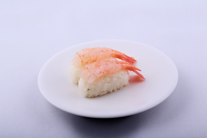 "Nigiri crevette crue ""amaebi"" les 2"