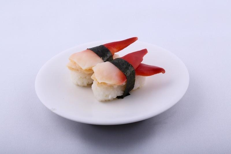 """Nigiri clams """"hokkigai"""" les 2"""